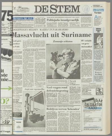 de Stem 1986-12-04