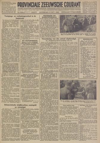 Provinciale Zeeuwse Courant 1942-10-17