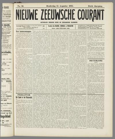 Nieuwe Zeeuwsche Courant 1907-08-15