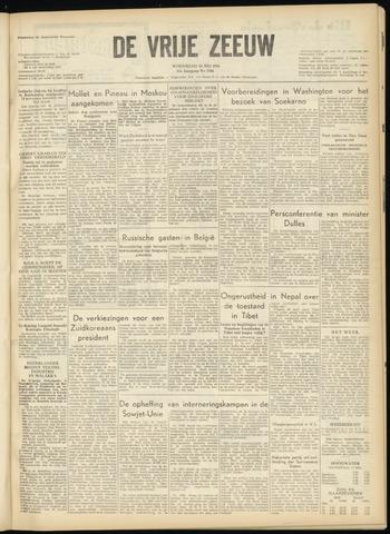 de Vrije Zeeuw 1956-05-16