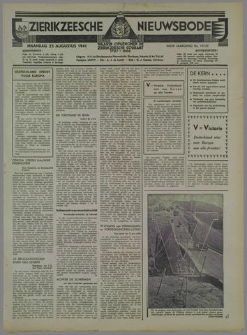 Zierikzeesche Nieuwsbode 1941-08-26