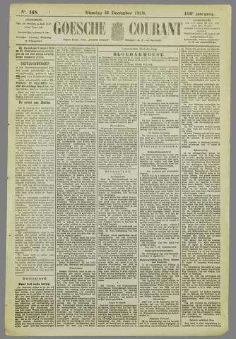Goessche Courant 1919-12-16