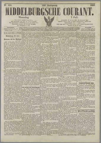 Middelburgsche Courant 1895-07-01