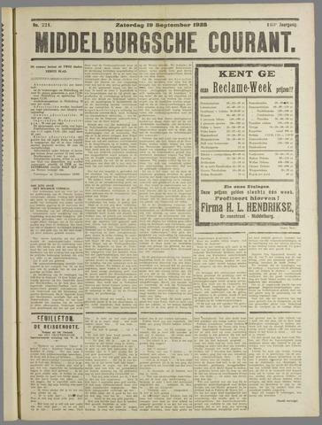 Middelburgsche Courant 1925-09-19