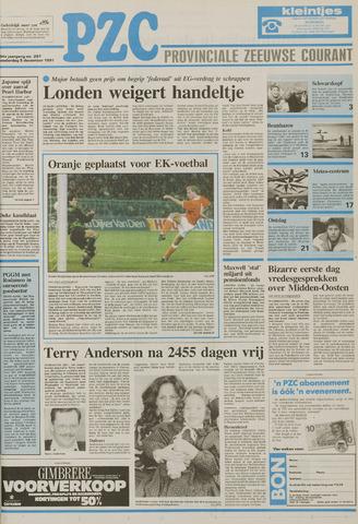 Provinciale Zeeuwse Courant 1991-12-05