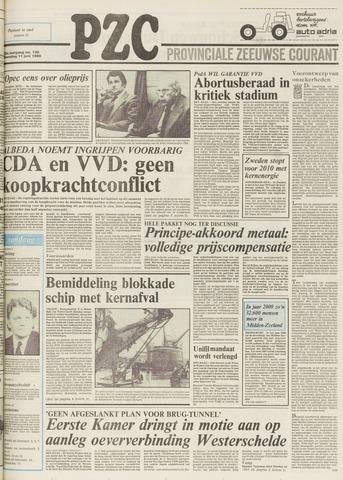 Provinciale Zeeuwse Courant 1980-06-11