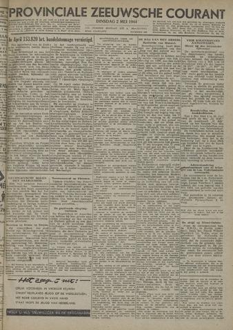 Provinciale Zeeuwse Courant 1944-05-02