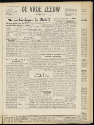 de Vrije Zeeuw 1950-06-06