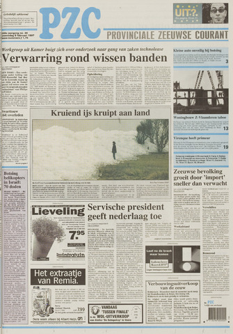 Provinciale Zeeuwse Courant 1997-02-05