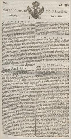 Middelburgsche Courant 1771-05-21