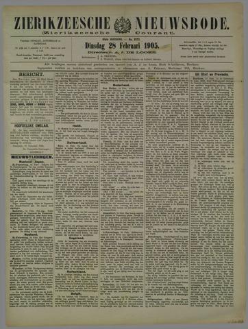 Zierikzeesche Nieuwsbode 1905-02-28