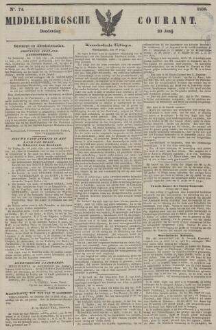 Middelburgsche Courant 1850-06-20