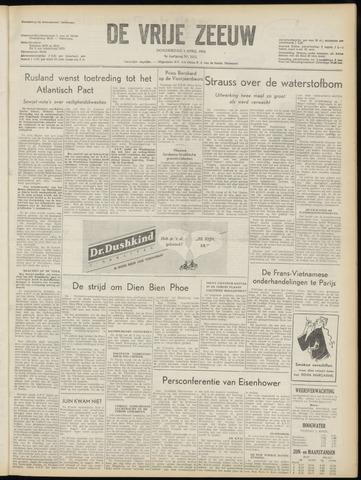 de Vrije Zeeuw 1954-04-01