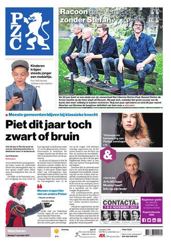 Provinciale Zeeuwse Courant 2017-11-07