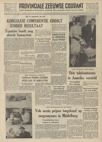 Provinciale Zeeuwse Courant 1961-05-29