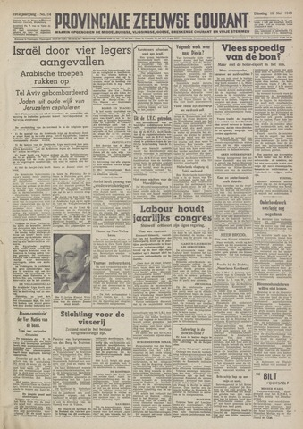 Provinciale Zeeuwse Courant 1948-05-18