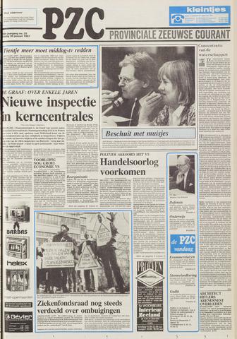 Provinciale Zeeuwse Courant 1987-01-30