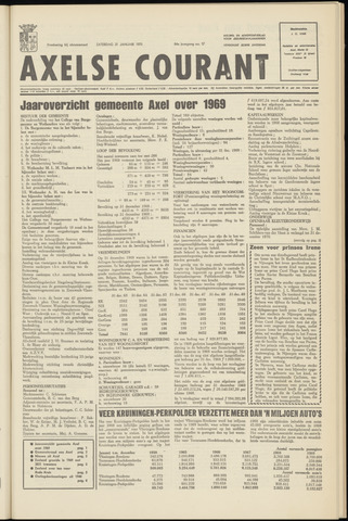 Axelsche Courant 1970-01-31