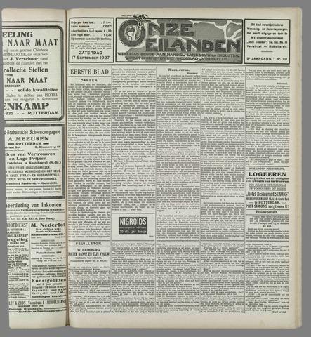 Onze Eilanden 1927-09-17