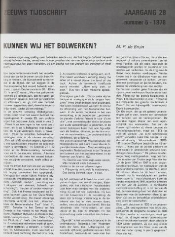 Zeeuws Tijdschrift 1978-09-01