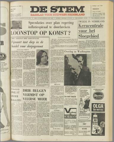 de Stem 1969-04-01