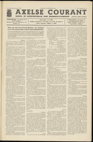 Axelsche Courant 1964-09-26