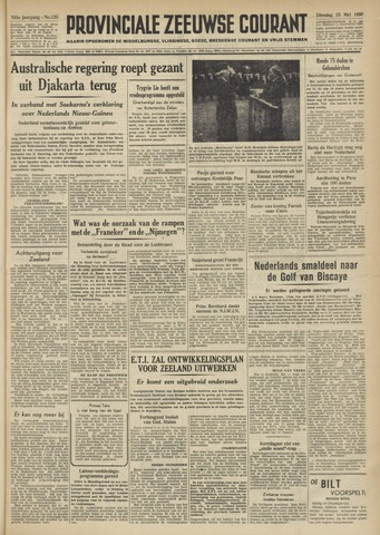 Provinciale Zeeuwse Courant 1950-05-23