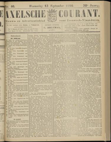 Axelsche Courant 1916-09-13