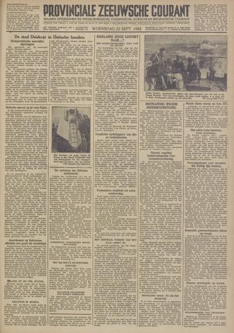 Provinciale Zeeuwse Courant 1942-09-23
