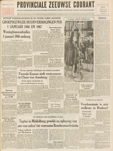 Provinciale Zeeuwse Courant 1965-06-24