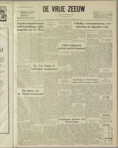 de Vrije Zeeuw 1962-08-03