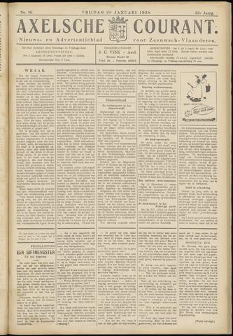 Axelsche Courant 1938-01-28