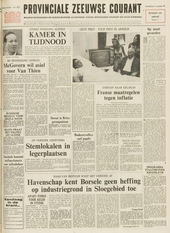 Provinciale Zeeuwse Courant 1972-08-31