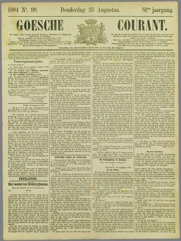 Goessche Courant 1894-08-23
