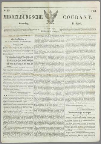 Middelburgsche Courant 1860-04-14