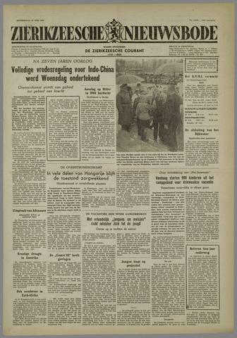 Zierikzeesche Nieuwsbode 1954-07-22