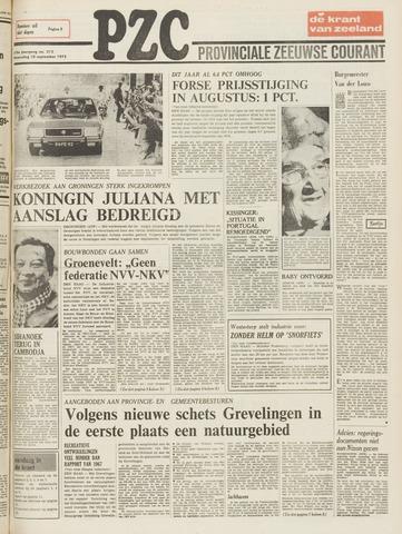 Provinciale Zeeuwse Courant 1975-09-10