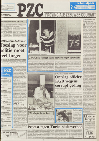 Provinciale Zeeuwse Courant 1987-01-09