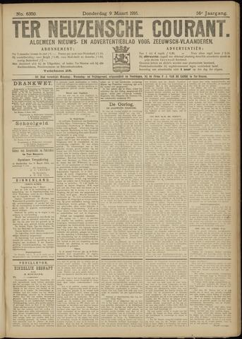 Ter Neuzensche Courant. Algemeen Nieuws- en Advertentieblad voor Zeeuwsch-Vlaanderen / Neuzensche Courant ... (idem) / (Algemeen) nieuws en advertentieblad voor Zeeuwsch-Vlaanderen 1916-03-09