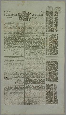 Goessche Courant 1827-09-24