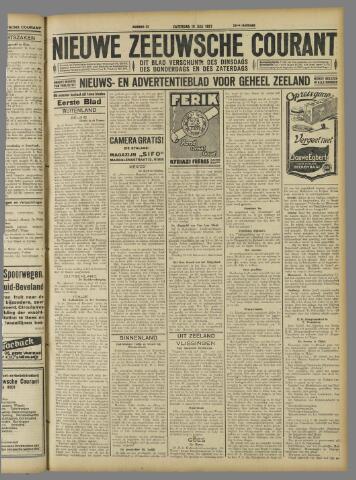 Nieuwe Zeeuwsche Courant 1927-07-16