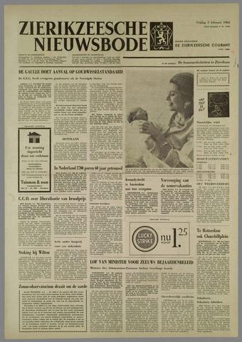 Zierikzeesche Nieuwsbode 1965-02-05
