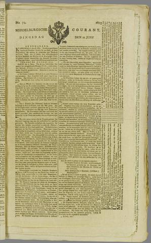 Middelburgsche Courant 1805-06-11