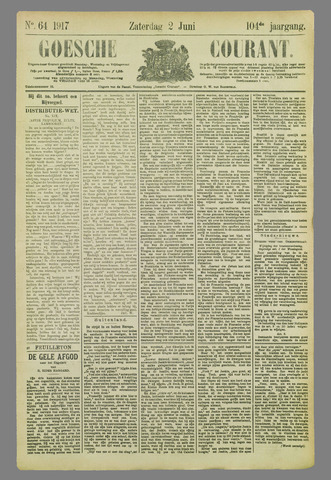 Goessche Courant 1917-06-02