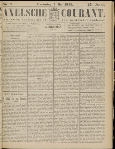 Axelsche Courant 1911-05-03