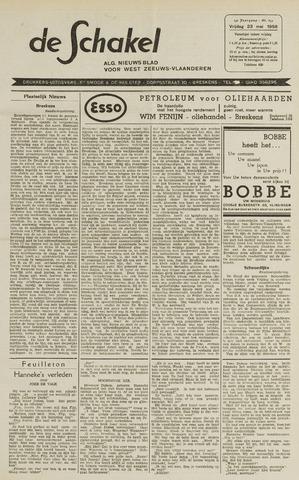 De Schakel 1958-05-23