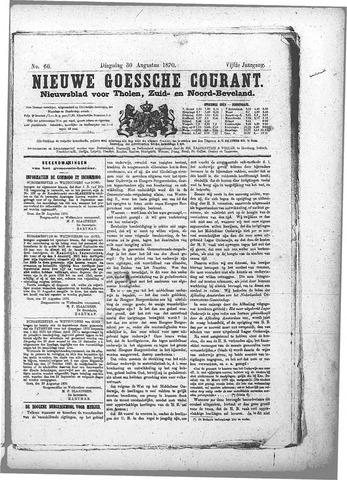 Nieuwe Goessche Courant 1870-08-30