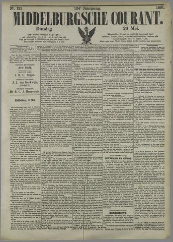 Middelburgsche Courant 1891-05-26