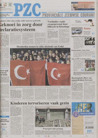 Provinciale Zeeuwse Courant 2005-08-26