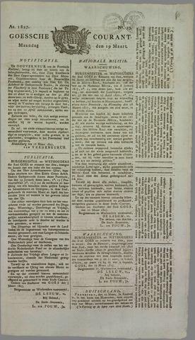 Goessche Courant 1827-03-19